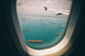 déménager par avion